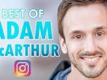 Pictures of Adam McArthur