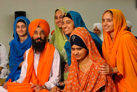 what is the marriage ceremony for sikhs