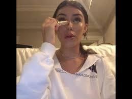madison beer makeup tutorial 2017