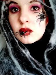 spider makeup on face saubhaya makeup