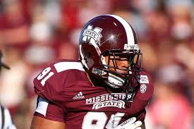 Mississippi State DE Preston Smith Makes Beautiful 1-Handed Interception |  Bleacher Report | Latest News, Videos and Highlights