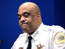 Chicago's top cop responds to his firing after he's found asleep ...