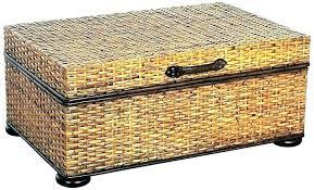 wicker chest trunk looklike pro