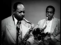 Charlie Parker and Coleman Hawkins - YouTube