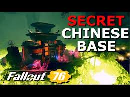 Fallout 76 Wastelanders Secret Communist Base With An Interloper Talking Chinese Ghouls More Youtube