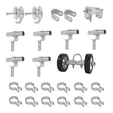 Fence Rolling Gate Hardware Kit Residential Chain Link Parts Walmart Canada