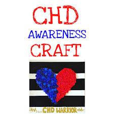 Chd Awareness Cota Mom