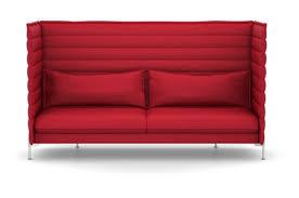vitra alcove highback 3 sitzer sofa