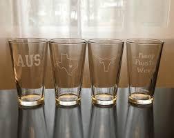 austin pint glasses austin pint glass