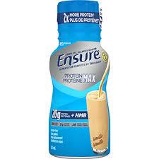 ensure protein max abbott