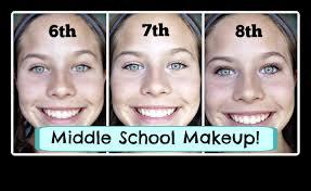 best 7th grade makeup tutorial for