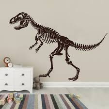 Large T Rex Dinosaur Wall Sticker Boy Room Bedroom Huge Dino Animal Wall Decal Living Room Jurassic Park Vinyl Art Home Decor Leather Bag