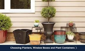 Shop Planters Stands Window Boxes At Lowes Com