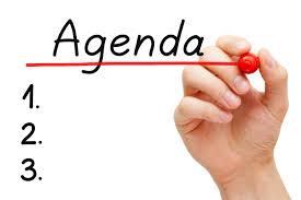 "Image result for agenda clipart"""