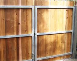 Welded Wood Gate Frames Fence Distributors
