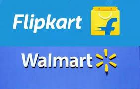 investment of flipkart and walmart