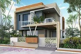 modern house plan in india