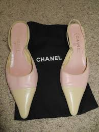dyeing chanel leather shoes