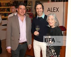 Leo Villareal, Vincent Katz, Ada Katz at Dennis Freedman, Yvonne ...