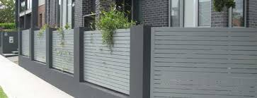 Aluminium Slat Fencing Glass And Fencing Warehouse