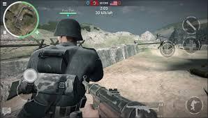 world war heroes ww2 fps shooting games