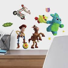 Roommates Decor Mickey Mouse Peel And Stick Giant Wall Decals Walmart Com Walmart Com