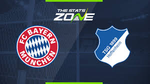 2019-20 Bundesliga – Bayern Munich vs Hoffenheim Preview ...