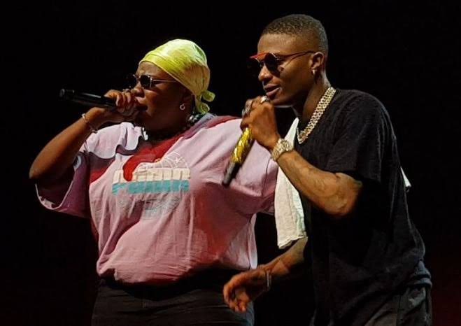 Image result for teni wizkid""