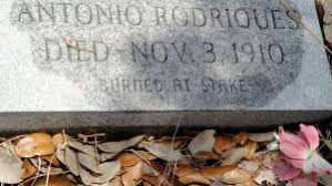 Antonio Rodríguez, Lynched November 3, 1910 – Mapping Violence