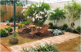 ideas for rustic gardens