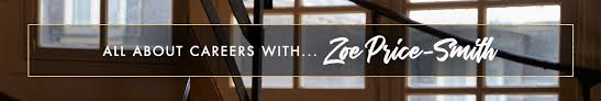 All About Careers with... Zoe Price-Smith   Boux Avenue