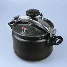 Nồi áp suất đun ga đáy từ 9L size 26cm AG200 dùng được trên cả bếp từ và  các bếp khác, màu ngẫu nhiên-hàng chính hãng