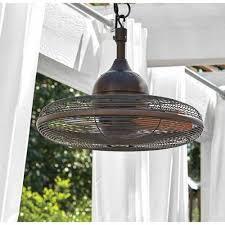 oil rubbed bronze outdoor ceiling fan