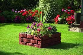 inspiring brick garden borders photos