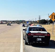 ping emergency vehicles in texas
