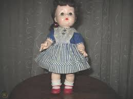 Block Walker Miss Addie, 1950's, made to compete w/Littlest Angel ...