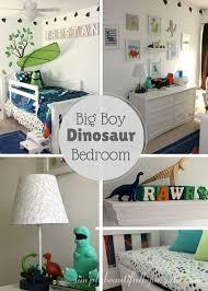 Tristan S Big Boy Dinosaur Room Reveal Simply Beautiful By Angela Big Boy Bedrooms Toddler Boys Room Dinosaur Boys Room