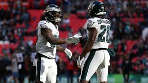Josh Adams' Emergence Impacting Wendell Smallwood and Corey Clement's  Fantasy Ceiling | theduel