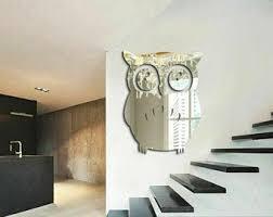 Owl Wall Sticker Etsy