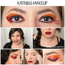 easy katniss makeup tutorial april