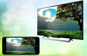 miroir un ipad sur tv sony bravia
