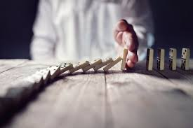 Your Goals Have A Domino Effect. Here's What I Mean