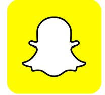 Afbeeldingsresultaat voor snapchat logo