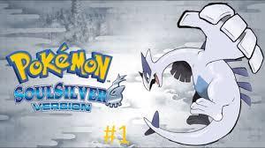Pokemon Soul Silver #1: Tớ chọn cậu. - YouTube