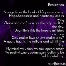 realization a pag quotes writings by ejaz qamar yourquote
