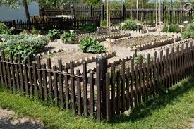 Fencing Your Vegetable Garden Thriftyfun