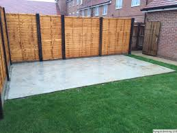 paving driveways and patio