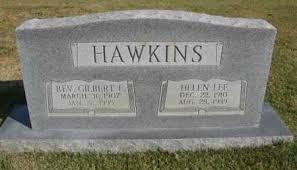 HAWKINS, GILBERT E, REV - Scott County, Arkansas   GILBERT E, REV HAWKINS -  Arkansas Gravestone Photos