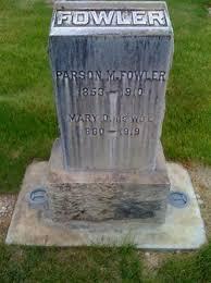 Parson McIntyre Fowler (1853-1910) - Find A Grave Memorial