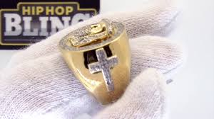 diamond ring 925 sterling silver